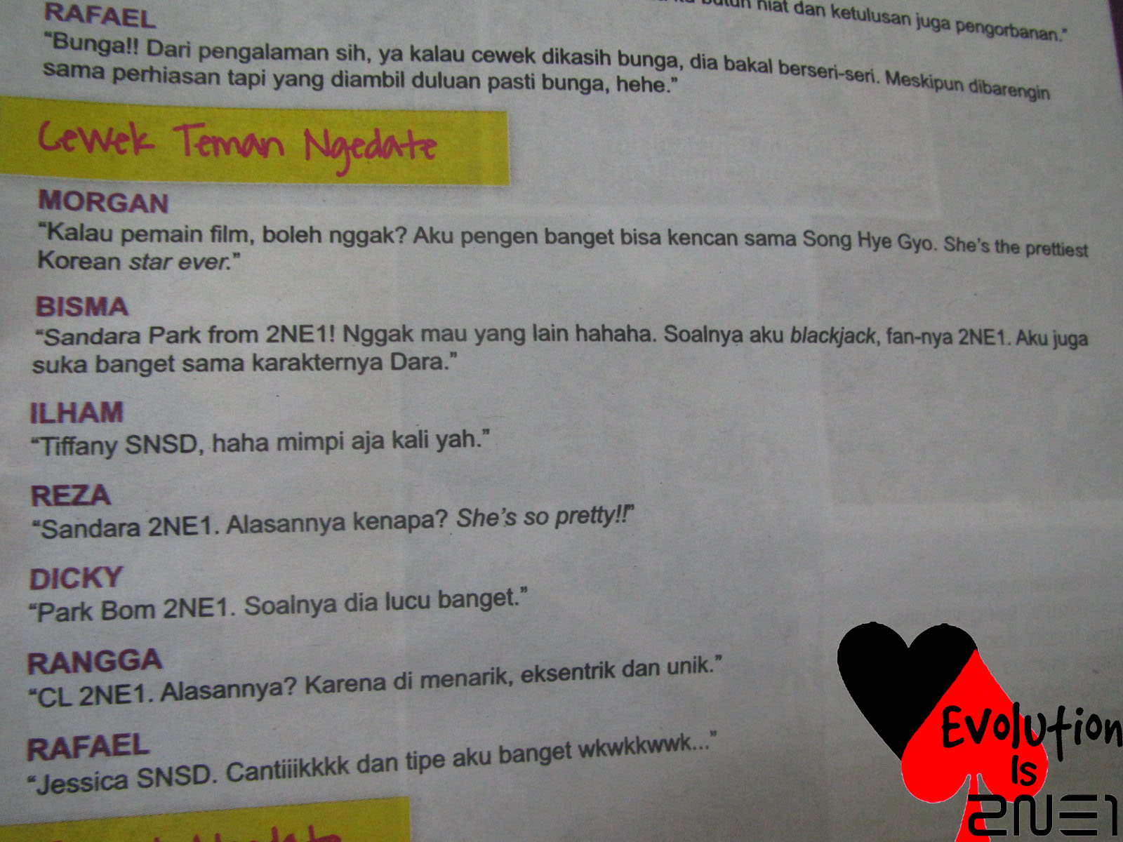 News Indonesian Boyband SMSH Is 2NE1 Fanboy This Is